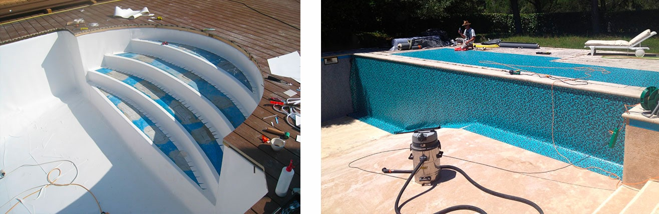 Hacked by mister spy vente et pose liner arm ou pvc for Piscine en pvc arme