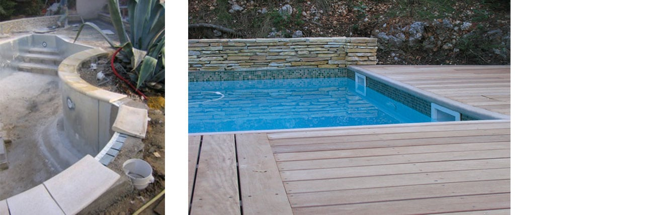 rénovation piscine