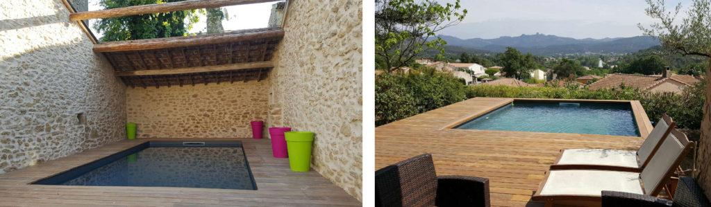 Piscine o jardin fond mobile piscine savoie chambery for Piscine plancher mobile